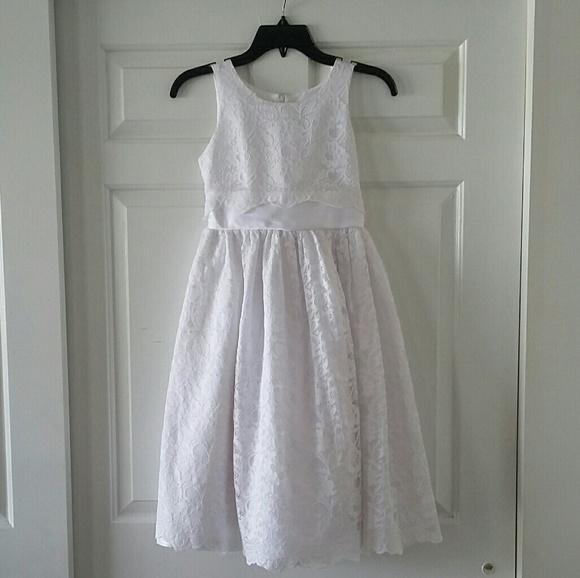 08e75fd14c8f8 Jayne Copeland Dresses   Fancy White Dress   Poshmark